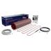 Теплый пол Electrolux Eco Mat 300 вт, 2 кв.м., под плитку EEM2-150-2