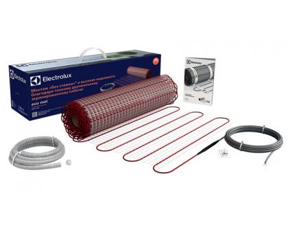 Теплый пол Electrolux Eco Mat 600 вт, 4 кв.м., под плитку EEM2-150-4