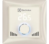 Терморегулятор Electrolux ETS-16 Wi-Fi проводной, программируемый, белый