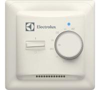 Терморегулятор Electrolux ETB-16 проводной, не программируемый, белый