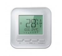 Терморегулятор Теплолюкс 520 проводной, программируемый, белый 2176932