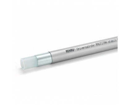 Труба из сшитого полиэтилена REHAU Rautitan Stabil Platinum 16x2,6