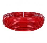 STOUT 16х2,0 PEX-a труба для отопления цена, из сшитого полиэтилена с кислородным слоем, красная 001620