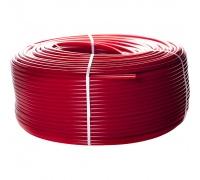 STOUT 16х2,0 PEX-a труба для отопления дома из сшитого полиэтилена с кислородным слоем, красная 501620
