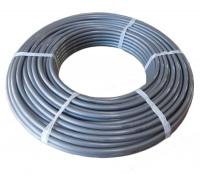 STOUT 16x2,6 труба для отопления и водоснабжения, стабильная PE-Xc/Al/PE-Xc, армированная, с кислородным барьером EVOH, серая