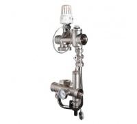 Valtec насосно-смесительный узел, без насоса, монтажная длина насоса 130 мм, VT.VALMIX.0.130