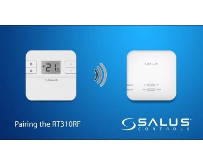 Salus Терморегулятор RT310RF беспроводной, не программируемый