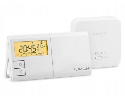 Salus Терморегулятор 091FLRF беспроводной, программируемый