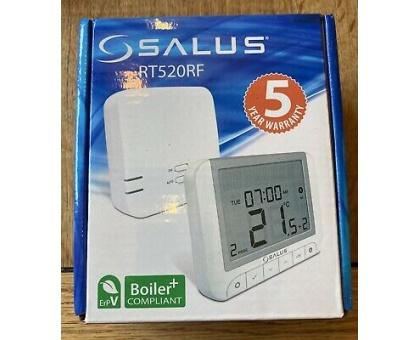 Salus Терморегулятор RT520RF программируемый, беспроводной