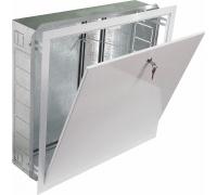 STOUT Шкаф распределительный встроенный 8-10 выходов (ШРВ-3) 670х125х746