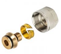STOUT Фитинг компрессионный для труб PEX 20х2,0х3/4