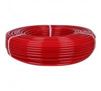 STOUT 16х2,0 (бухта 100 метров) PEX-a труба теплого пола из сшитого полиэтилена с кислородным слоем, красная